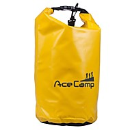 10L L Vandtæt Dry Bag / Compression Pack Campering & Vandring / Fiskeri / Klatring / Strand / Rejse UdendørsVandtæt / Hurtigtørrende /