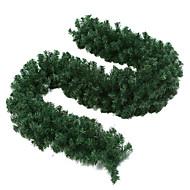 2.7m grüne Weihnachten Dekoration Girlande