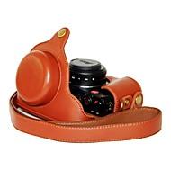 Pajiatu® PU Leather Litchi Grain Camera Protective Case Bag Cover for Panasonic Lumix LX7/Leica D-LUX6 Digital Camera