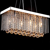 Otok Light ,  Modern/Comtemporary Traditional/Classic Chrome svojstvo for Crystal MetalLiving Room Bedroom Dining Room Study Room/Office