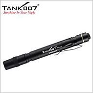 Tank007® LED Flashlights/Torch / Black Light Flashlights/Torch / Handheld Flashlights/Torch LED Lumens 1 Mode - AAAWaterproof /
