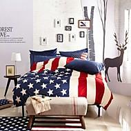 H&C® - Dekbedovertrek Sets - Polyester - Full-size (200 x 230cm)/Queen(224 x 234cm)