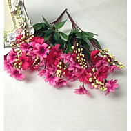 20 Head High Grade Powder Ombre Chrysanthemum Simulation Flower
