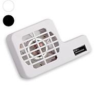 mini usb raffreddamento alimentato sistema di ventole di raffreddamento per nintendo wii u console per videogiochi