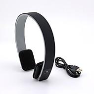 bq618 bluetooth / lyd i headset med mikrofon til smart telefon / pc