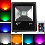 Valonheittimet - RGB - Kauko-ohjattu 30.0 W
