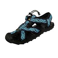 Men's Sports Sandals Shoes Canvas Blue / Green / Gray
