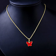 Women's Alloy Necklace More Colors