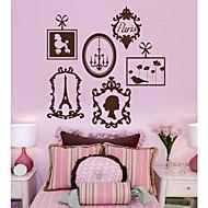 JiuBai® QuFrame Wall Sticker Wall Decal