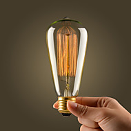 Filament Bulb Retro Vintage Industrial Incandescent 60W