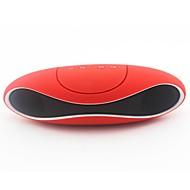 alto-falantes sem fio Bluetooth Portátil / Exterior / Suporte de Cartão de Memória / Suporte FM