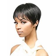 capless Bestnote synthetischen schwarzen Frisur Perücke für Damen