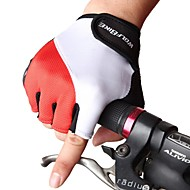 WOLFBIKE® כפפות ספורט/ פעילות לגברים כפפות רכיבה כפפות אופניים נגד החלקה בלי אצבעות כפפות רכיבה רכיבה על אופניים