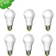 12W E26/E27 LED Λάμπες Σφαίρα A60(A19) 1 COB 1160 lm Θερμό Λευκό / Ψυχρό Λευκό AC 100-240 V