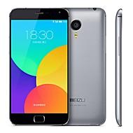 """MEIZU MX4 5.3 """" Android 4.4 Smartphone 4G (Single SIM Huit Cœurs 20.7MP 2GB + 16 Go Argenté / Gris)"""