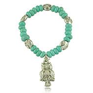 Unisex Charm Bracelet Alloy / Resin Non Stone