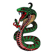 DIY Series Evil Boa Pattern Design PVC Decoration Sticker for Car and Others