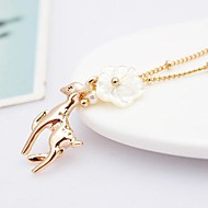 Ladies'/Child's/Couples'/Women's Alloy Necklace Anniversary/Birthday/Gift/Daily/Office & Career/Outdoor