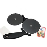 Large Size Pizza Cutter,Stainless Steel 9.5×20×1.8 CM(3.7×7.9×0.7 INCH)