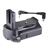 empuñadura con batería vertical de ny-2g para nikon cámara réflex digital D5100 / D5200 / D5300