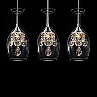 5 Pendant Light ,  Modern/Contemporary Island Others Feature for LED Metal Living Room Dining Room Kitchen Game Room