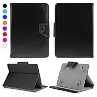 10 inç tablet pc için evrensel standı ile Enkay koruyucu kılıf (çeşitli renk)