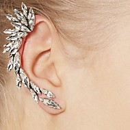 עגיל חפתים אוזן תכשיטים 1pc יומי סגסוגת / שרף נשים