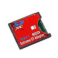 SD SDHC SDXC к высокоскоростному экстремального типа Compact Flash CF I адаптер для 16/32/64/128 ГБ