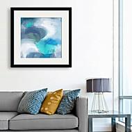 판타지 프레임 캔버스 / 프레임 세트 벽 예술,PVC 블랙 매트 포함 프레임으로 벽 예술