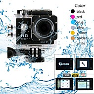"EOSCN HD1080P W9 Waterproof 2/3"" CMOS 12MP Sports Camera w/ 2"" LTPS LCD / 900mAh Battery"