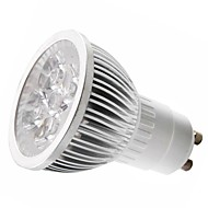 3W GU10 LED 스팟 조명 MR16 1 고성능 LED 200-250 lm 따뜻한 화이트 / 차가운 화이트 AC 85-265 V