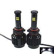 CONQUER® 2PCS 40W H11 High Power Super Brightness  LED Headlight Headlamp for Car