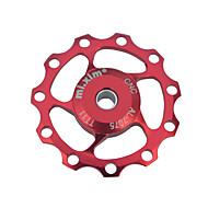 PODAY For SHIMANO og SRAM Microshift Bagskifter Aluminum Alloy Wheel 11T CNC Guide Roller