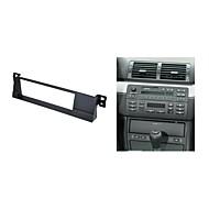 Car Radio Fascia Trim Installation Kit for BMW 3-Series E46 CD DVD Facia