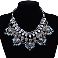 Ladies'/Women's Alloy Necklace Engagement/Gift/Party/Special Occasion Crystal/Acrylic