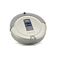 Robot Vacuum Cleaner 4-in-1 Multifunction(Sweep, Vacuum, Mop, Sterilize)  LCD Touch Virtual Wall  Self Charge
