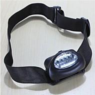 Osvětlení Čelovky LED Lumenů Režim - AAA Voděodolný / Nouzová situace / MaléKempování a turistika / Každodenní použití / Cyklistika / Lov