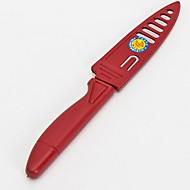 Paring Knife,Plastic+Metal 20×3×4 CM(7.9×1.2×1.6 INCH)