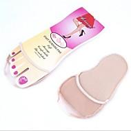 tecidos invisíveis palmilhas almofada almofada para calçado um par