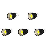 MORSEN Lâmpada de Filamento LED GU10 9 W 700-750 LM 6000-6500 K Branco Frio 9 COB 5 pçs AC 85-265 V MR16