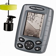 FF178 Handheld Fish Finder With Multi Language Menu