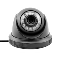 cotier tv-531ew / ip 1MP microfone embutido built-in Wi-Fi interna câmeras de rede dome wireless
