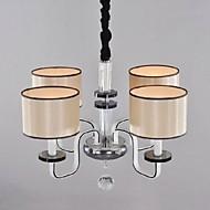 moderne minimalistisk stue lysekrone belysning klut art krystall lysekrone