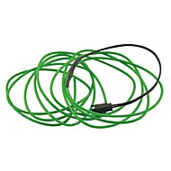 Auto 2m masina lungi 2.3mm dia flexibil el bandă neon fir incandescent rope- (12V)