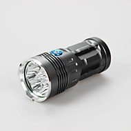 Sky Ray LED Flashlights/Torch LED 9600lm Lumens 3 Mode Cree XM-L T6 18650 Waterproof / Rechargeable / EmergencyCamping/Hiking/Caving /