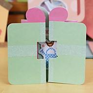 Cartoon Stereo Mini Card(10.5*10.5CM)