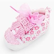 Dětská obuv - Outdoor / Šaty / Běžné - Látka - Tenisky - Růžová