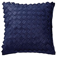 Modern Patchwork Felt Decorative Pillow Cover