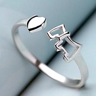 Women's Sterling Silver Ring Non Stone Sterling Silver