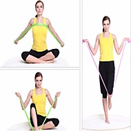 Exercise Bands/Resistance bands / Suspension Trainer Exercise & Fitness / Gym Strength Training Plastic